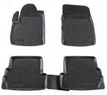 Резиновые глубокие коврики Honda CRV 2006-2012 SOFT