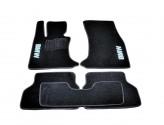 Ворсистые коврики BMW 5-серия Е-60