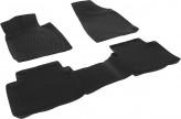 Глубокие резиновые коврики в салон Nissan Tеаna 2008-2014 L.Locker