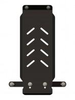 Защита коробки передач Skoda Superb 2001-2008