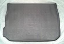 Резиновый коврик в багажник Peugeot 2008 Unidec