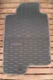 Резиновые коврики HUMMER H3 2005- (серые)