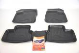 Резиновые глубокие коврики Lada 2110-2112 Priora