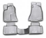 Резиновые глубокие коврики Chrysler 300C 2004-2012 NovLine
