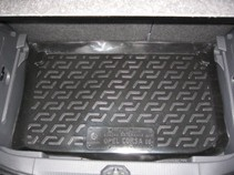 L.Locker Коврик в багажник Opel Corsa (06-)