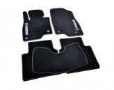 Prestige LUX Ворсистые коврики Mazda 6 2012-