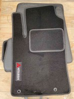 Prestige LUX Ворсистые коврики Mitsubishi L200 2006-2015