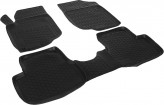 L.Locker Глубокие резиновые коврики в салон Peugeot 207