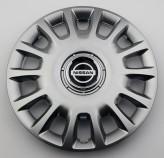 SKS (с эмблемой) Колпаки Nissan 214 R14 (Комплект 4 шт.)
