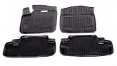 Глубокие резиновые коврики в салон Peugeot Partner Citroen Berlingo 1996-2010