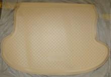 Unidec Резиновый коврик в багажник Infinity QX 70 FX 08-13- БЕЖЕВЫЙ