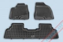 Резиновые коврики глубокие Lexus RX 2009-2015 Rezaw-Plast