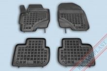Резиновые коврики глубокие Mitsubishi Colt 2008- Rezaw-Plast