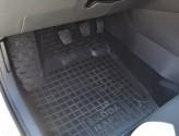 Резиновые коврики Skoda Rapid Seat Toledo 2012- AvtoGumm