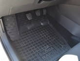 AvtoGumm Резиновые коврики Skoda Rapid Seat Toledo 2012-