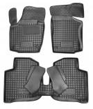 Резиновые коврики Skoda Rapid Seat Toledo 2012-