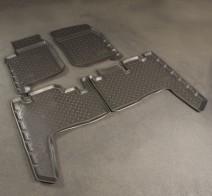 Unidec Резиновые коврики Toyota Land Cruiser 76