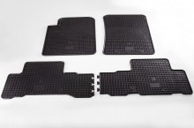 Резиновые коврики SangYong Rexton 06-13-