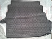 AvtoGumm Резиновый коврик в багажник Geely Emgrand EC8