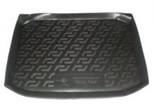 L.Locker Коврик в багажник Skoda Fabia hatchback (99-07)