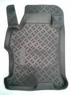 Резиновые глубокие коврики Honda Accord 2013-