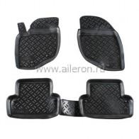 Aileron Резиновые глубокие коврики Volvo S60 V70 1998-2010