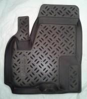 Резиновые глубокие коврики Lifan X60