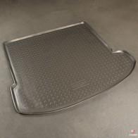 Unidec Резиновый коврик в багажник Mazda CX-9 5-ми местный