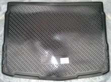 Резиновый коврик в багажник Nissan Qashqai 2014- Unidec