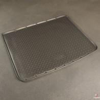 Unidec Резиновый коврик в багажник Volkswagen Touareg 2010- (2-х зонный климат контроль)