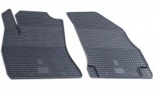 Stingray Резиновые коврики Fiat Doblo 2010- (клетка) (передние)