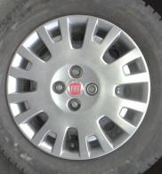 Колпаки Fiat R15 ПОД БОЛТЫ (Комплект 4 шт.)