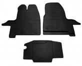 Резиновые коврики Ford Tranzit Custom 2012-