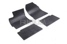 Резиновые коврики Toyota Auris 2012- Rigum