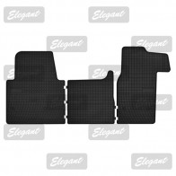 Резиновые коврики Renault Master Opel Movano 2010-