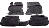 Глубокие резиновые коврики в салон Subaru Forester 2008-2012 L.Locker