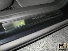 Nataniko Накладки на пороги Opel Insignia 2009-2017 (Premium)