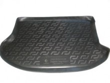 L.Locker Коврик в багажник Subaru Impreza III hatchback (07-)