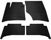 Резиновые коврики VW Touareg Porche Cayenne 2002-2010
