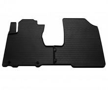 Резиновые коврики Honda CR-V 2006-2012 (передние) (без пластика под пассажирской сиденьем)