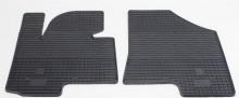 Резиновые коврики Kia Sportage Hyundai iX35 2010-2015 (передние)