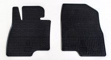 Резиновые коврики Mazda 3 2013- (передние)