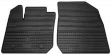 Резиновые коврики Renault Logan 2013- (передние)