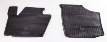 Резиновые коврики Skoda Rapid 13- Seat Toledo IV 12- (передние)