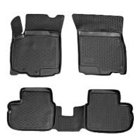 Глубокие резиновые коврики в салон Suzuki SX4/Swift (05-) L.Locker
