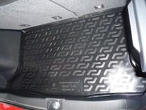 Коврик в багажник Suzuki SX4 hatchback L.Locker