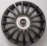 J-TEC (Jacky) Колпаки Grand Prix R (grafit) R13 (Комплект 4 шт.)