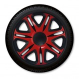 J-TEC (Jacky) Колпаки Nascar Red-Black R14 (Комплект 4 шт.)