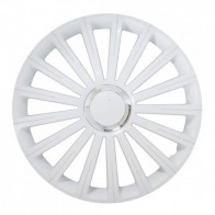 Колпаки Radical Pro white R15 (Комплект 4 шт.) 4Racing
