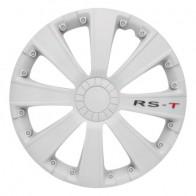 Колпаки RST white R14 (Комплект 4 шт.) 4Racing